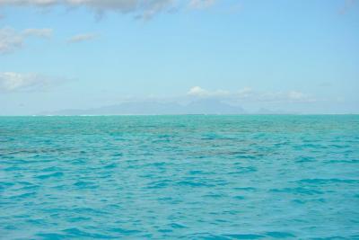 Del azul del mar